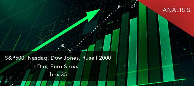 S&P500, Nasdaq, Euro Stoxx e Ibex: Pendientes de los 13.880 del Nasdaq