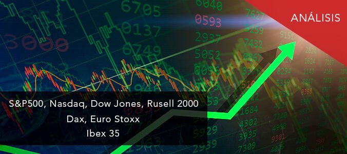 S & P500, Nasdaq, Euro Stoxx, Ibex 35: Stock markets remain bullish