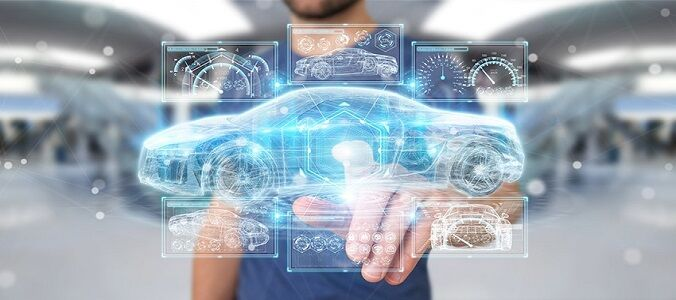 Apple, Tesla y Volkswagen en el sector de automoción