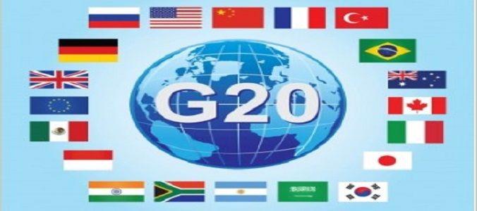 G20. Reunión problemas recortes petróleo. Guerra precios Arabia y Rusia