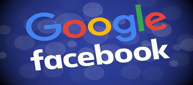 Google y Facebook se unen para luchar contra la demanda antimonopolio.