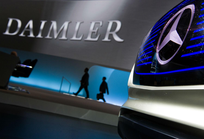 Sector del Automovil europeo: Análisis de Daimler