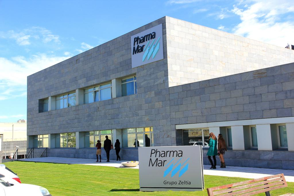 Sede de Pharma Mar