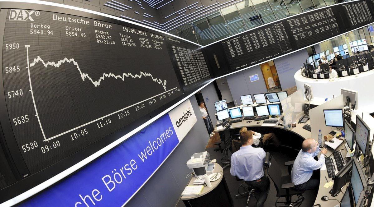 los indices europeos rebotan