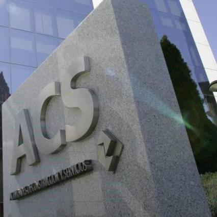 resultados primer semestre ACS