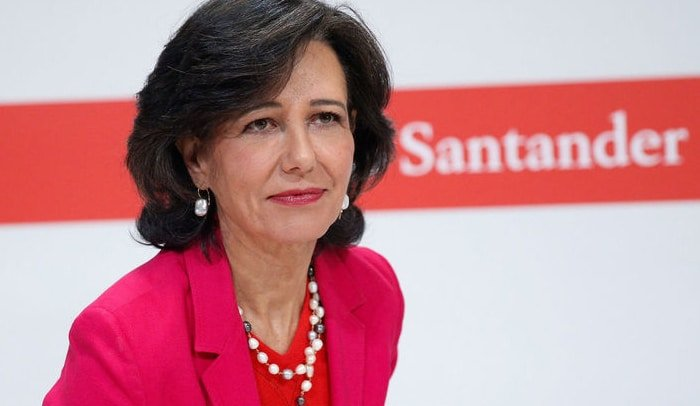 Ana Botin presenta resultados de Santander