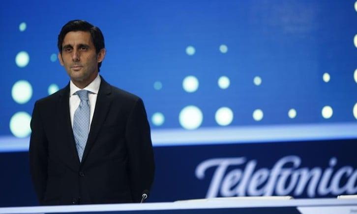 Presidente de Telefonica