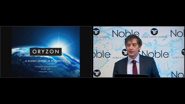 oryzon podría valer 5 euros por acción