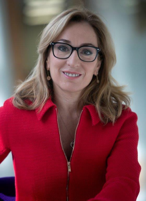 Laura Sacristán, directora comercial de BME
