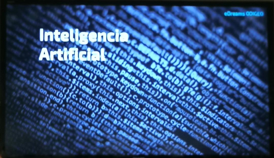 Inteligencia artificial eDreams