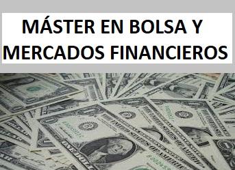 MASTER EN BOLSA Y MERCADOS FINANCIEROS