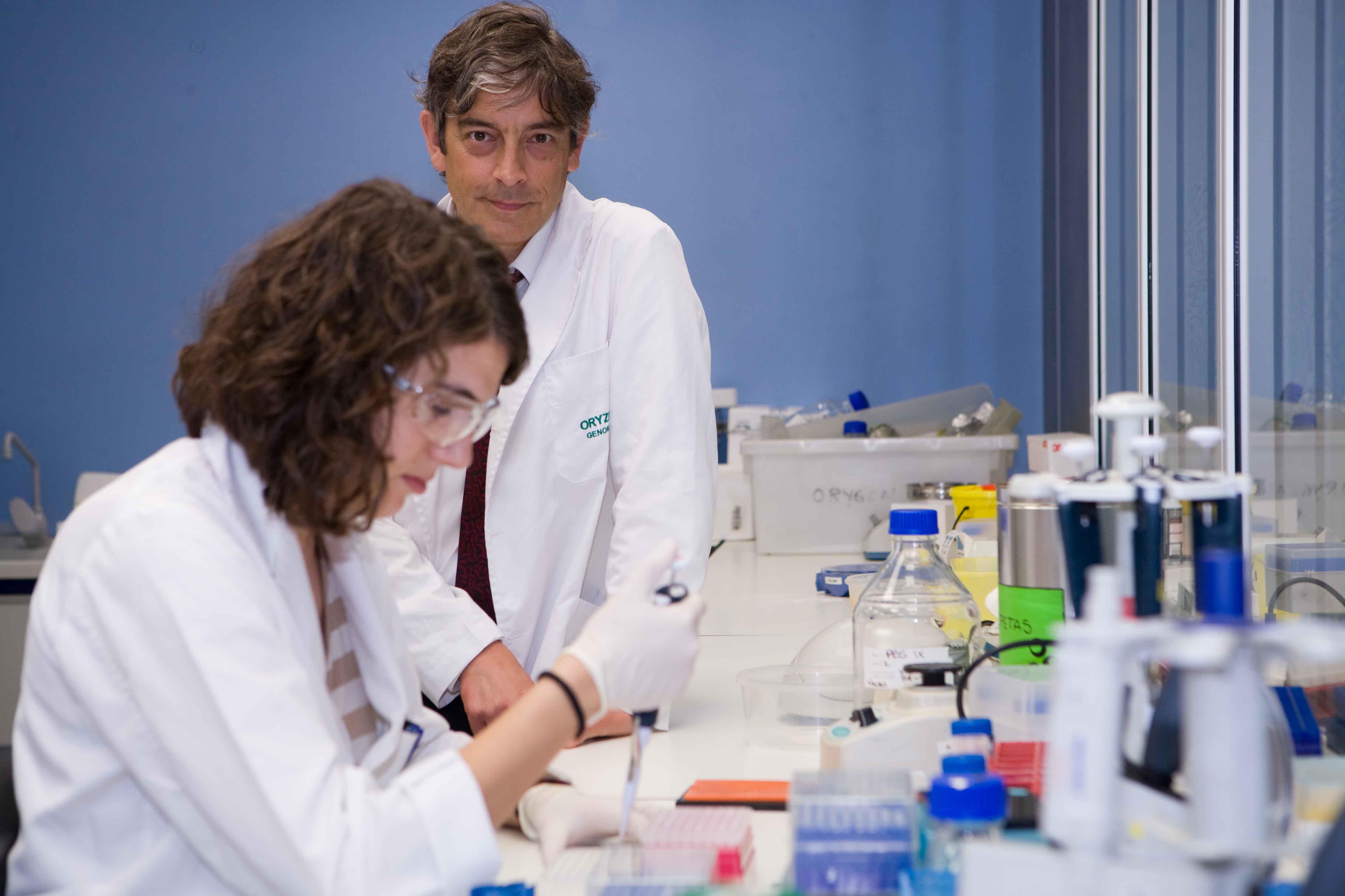 oryzon recibe la aprobacion para un nuevo estudio clinico
