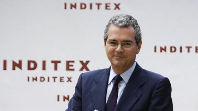 Pablo Isla, CEO de Inditex. La compañía sube más de un 5% tras presentar resultados.