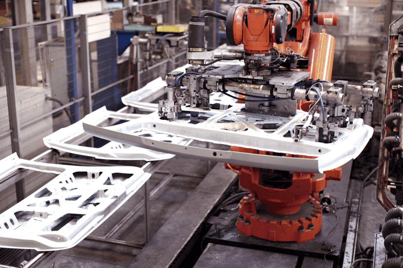 Producción carrocerías Gestamp