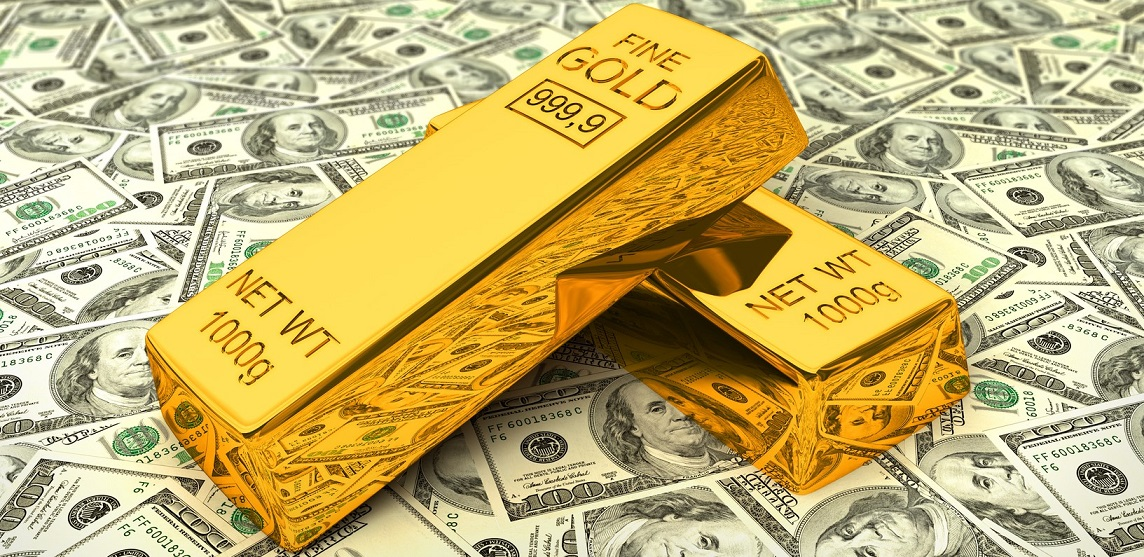 El oro, el único ganador de la desaceleración en la economía