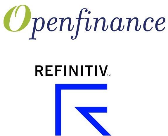 acuerdo Refinitiv y Openfinance