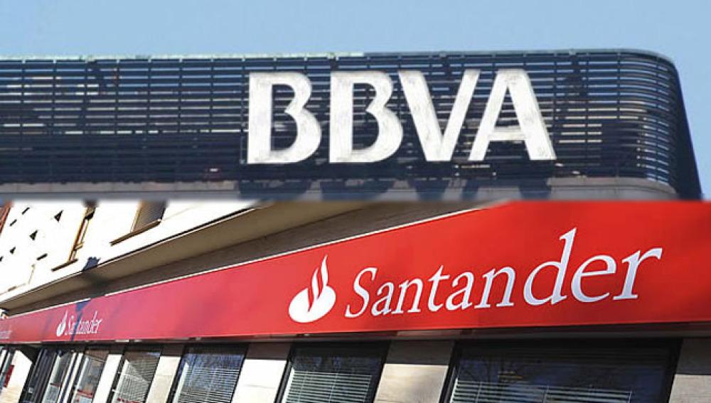 Qué riesgos tienen Banco Santander y BBVA en los próximos meses en bolsa