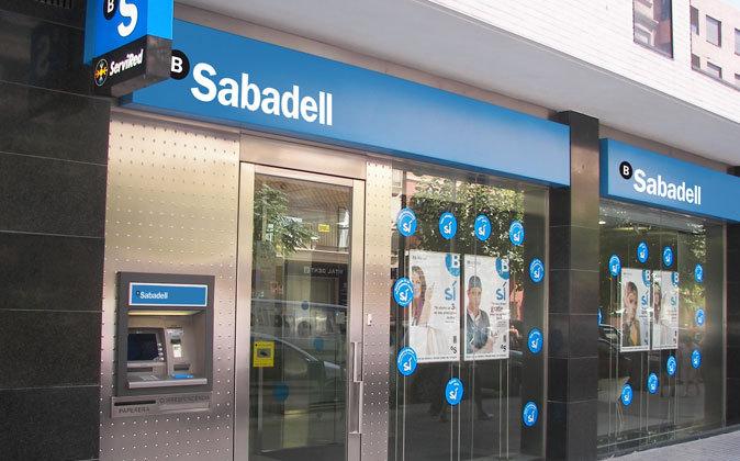 Nueva imagen Oficinas Banco Sabadell