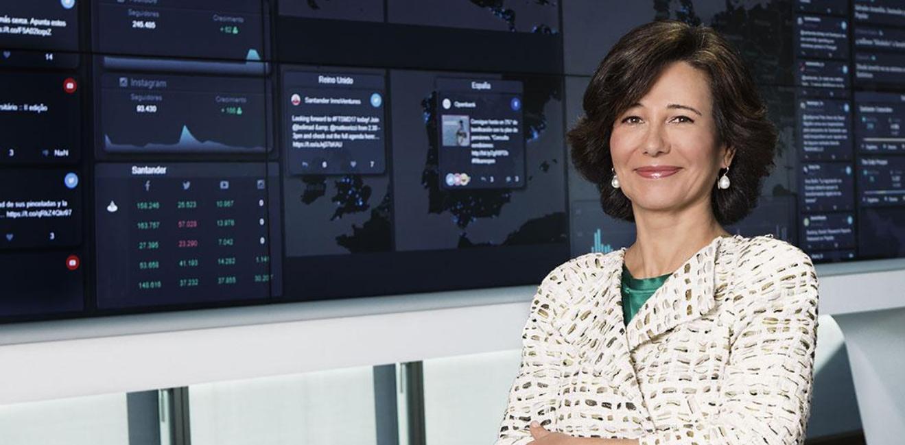 Santander, una de las mejores bancas privadas del mundo
