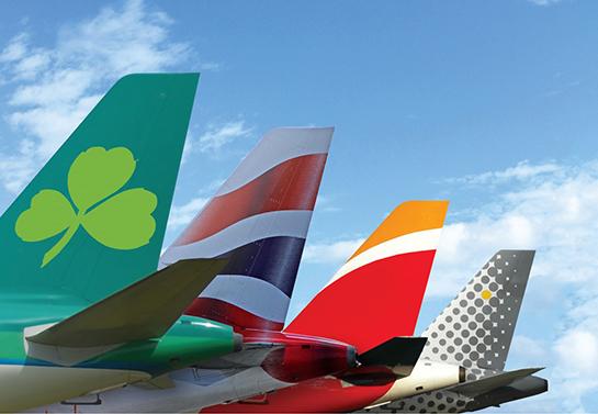 Aviones de IAG