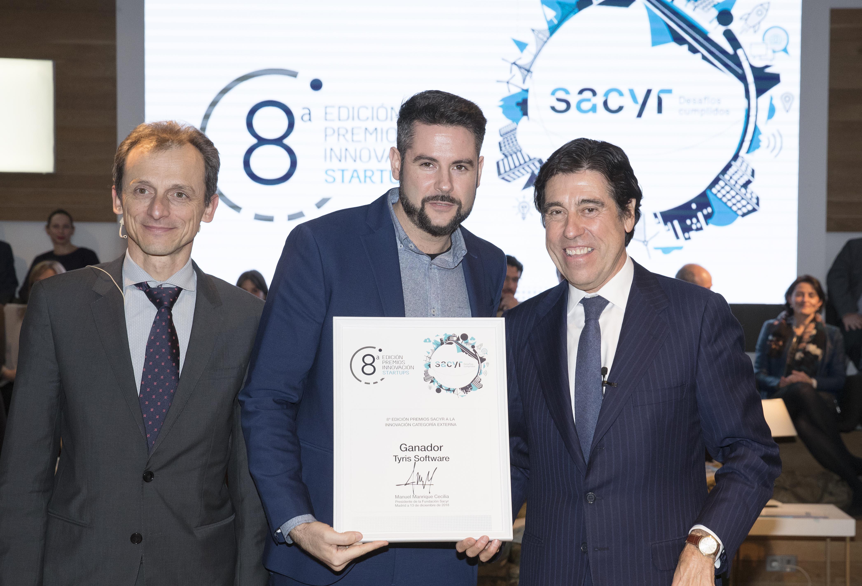 Premios innovacion Sacyr