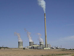 Cierre dos centrales de carbon de Endesa