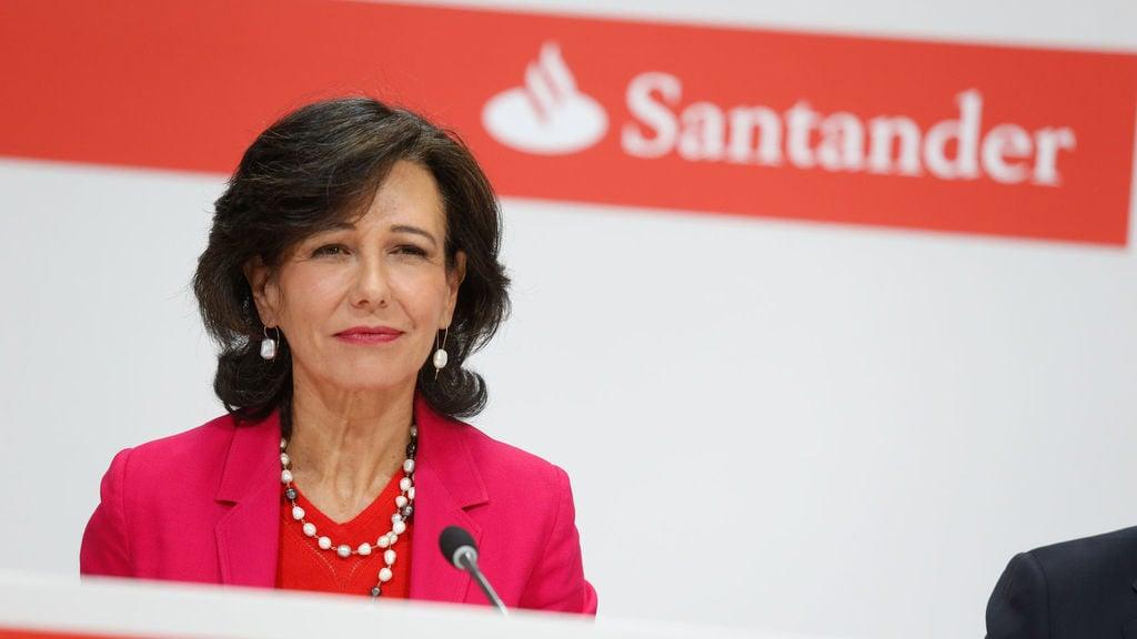 Las acciones de Santander las más negociadas del Euro Stoxx 50