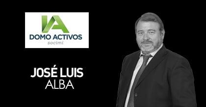 José Luis Alba, director Domo Activos