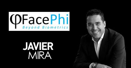 Javier Mira, CEO Facephi