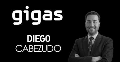 Diego Cabezudo, CEO Gigas