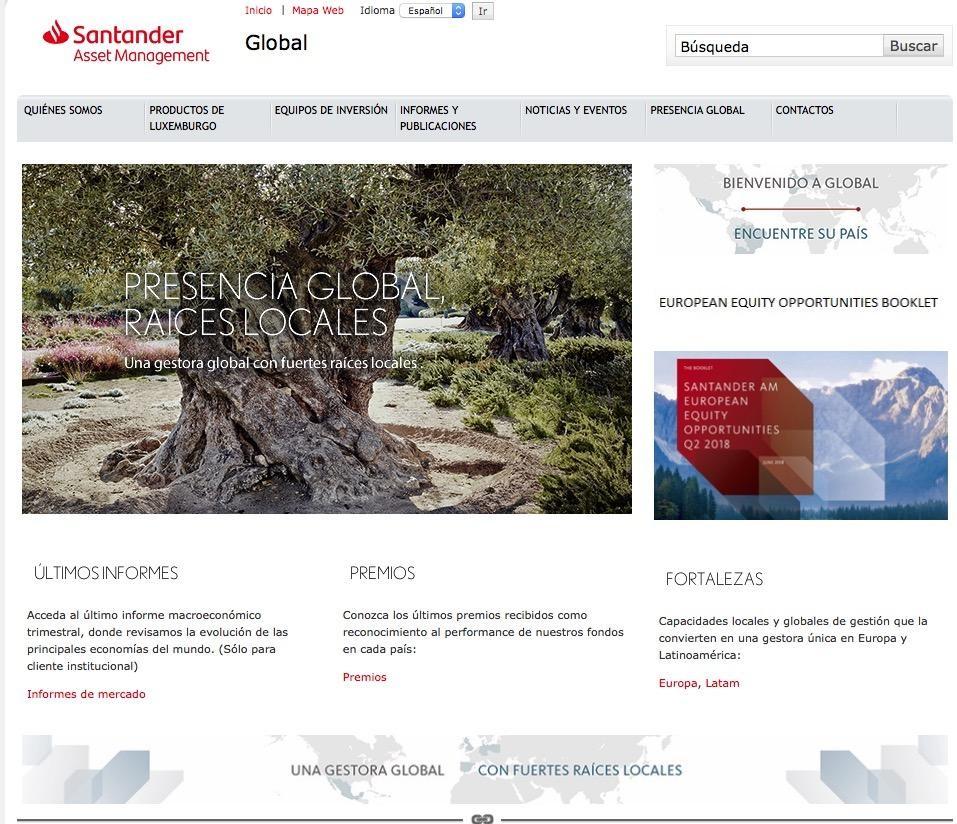 Santander Responsabilidad Solidario