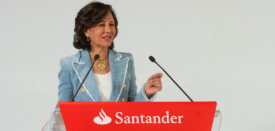 Ana Botin Santander socialmente responsable