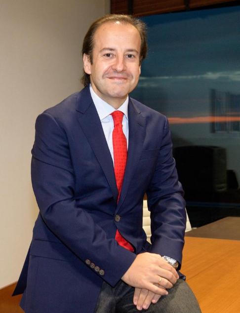 Victor Matarranz director general de Wealth Management de Banco Santander