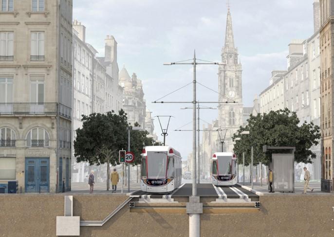 Sacyr y Farrans nuevo proyecto en Edimburgo