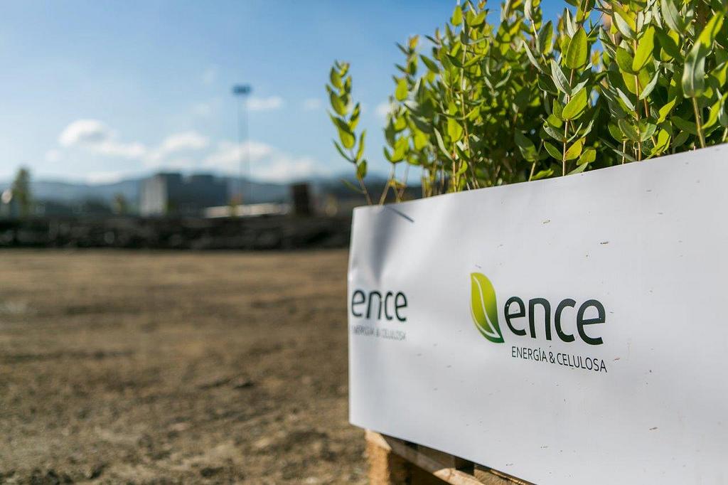 Instalaciones de Ence