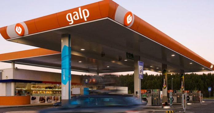 Estación de Servicio de GALP