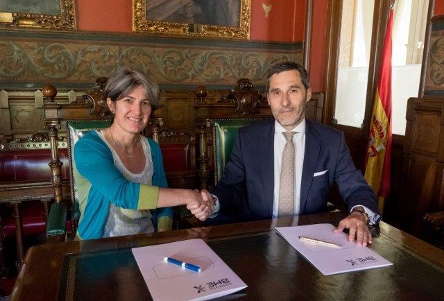 Instituto BME firma un acuerdo con la EOBS