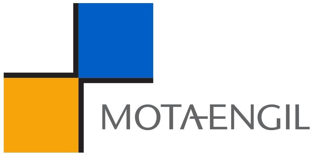 Logo de Mota-Engil