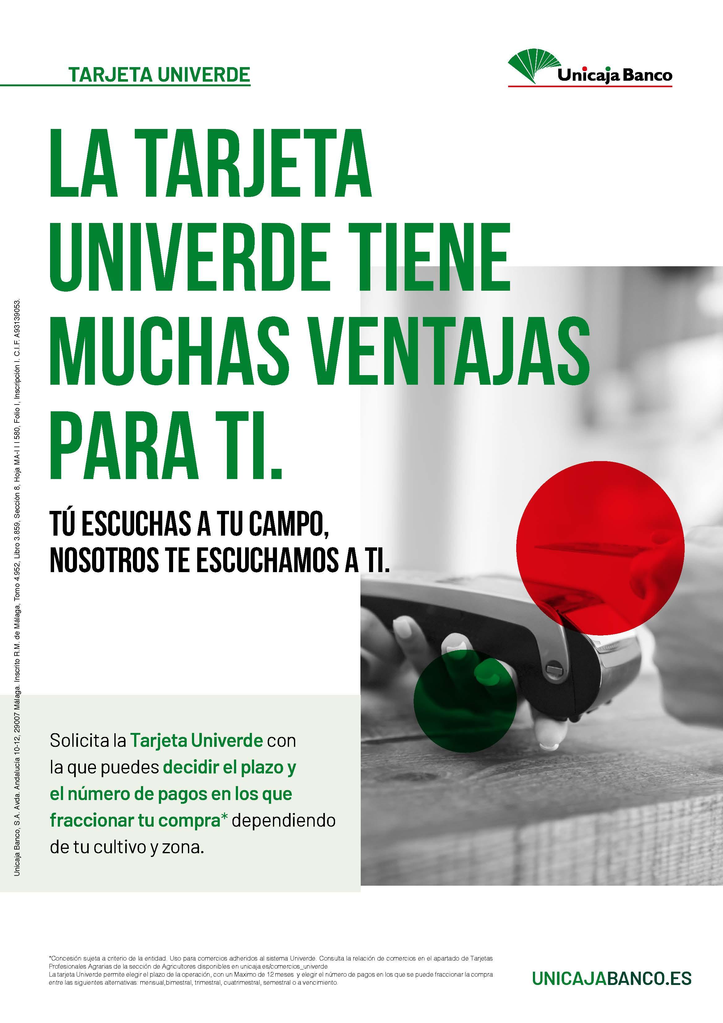 Unicaja_Banco._Credito_Univerde