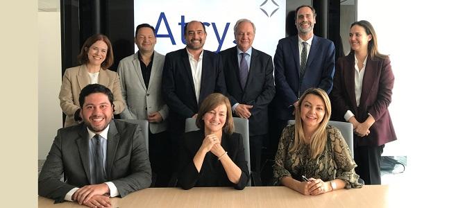 Atrys Health compra teleradiología Colombia
