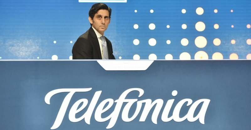 Presentación de resultados de Telefónica