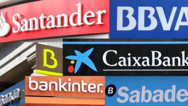 Sector bancario en España