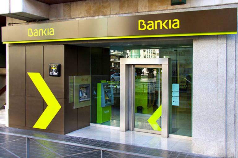 Oficina de Bankia