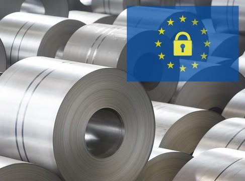 Salvaguardas de la UE al acero