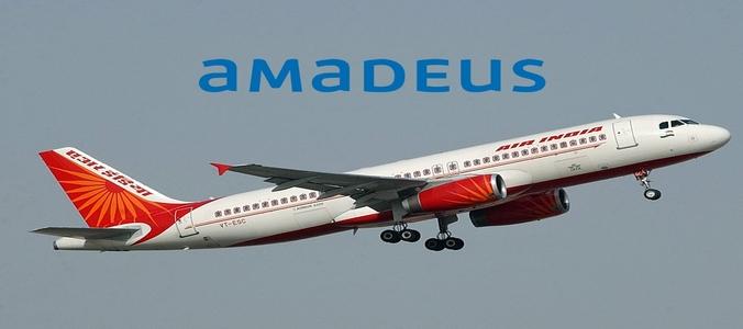 Amadeus y Air India