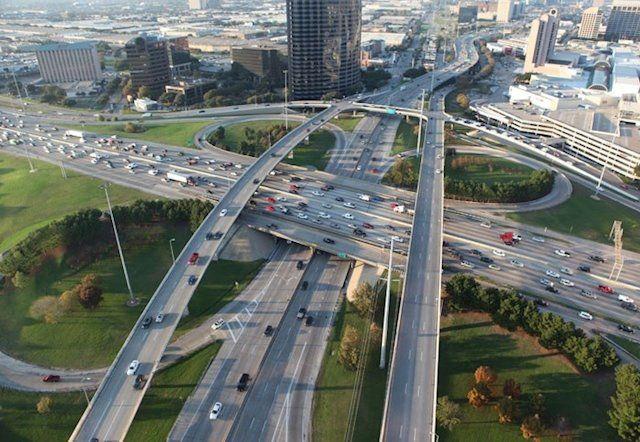 Autopistas de Ferrovial en Texas