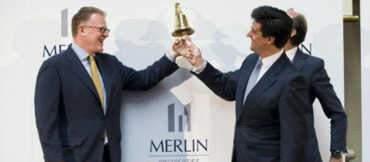 Merlin Propertis, Bolsa de Lisboa