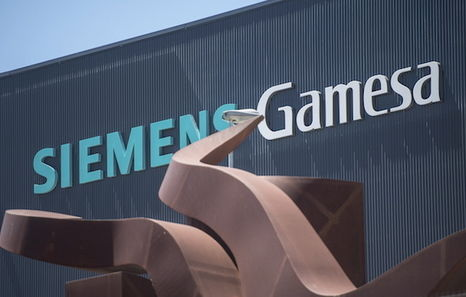 Siemens Gamesa se toma un respiro en bolsa. A pesar de ser el tercer mejor valor del Ibex 35 en el año