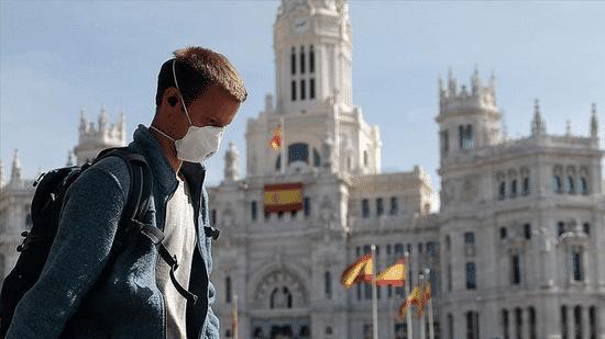 turismo español covid 19