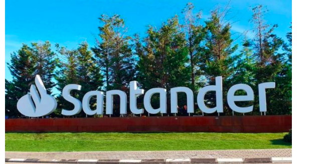 Santander pone rumbo a los 1,5 euros
